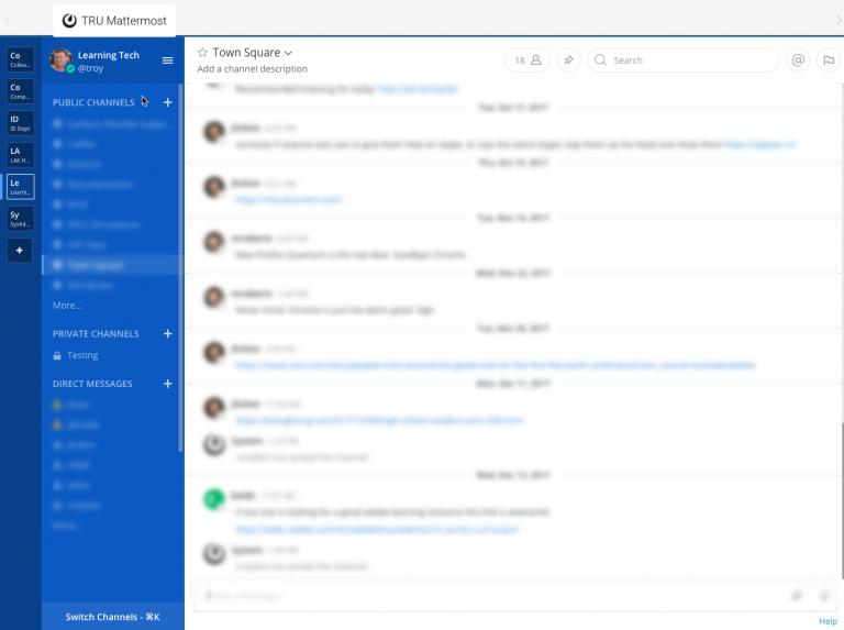 Mattermost: Workplace Messaging